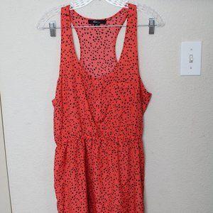 Xxi Women's Pink Dress Size-L/G